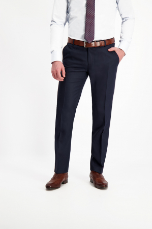 Pantaloni chinos barbati LAVARD bleumarin [4]