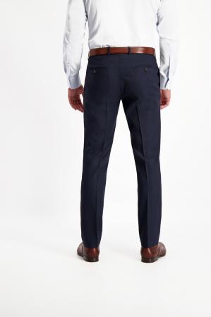 Pantaloni chinos barbati LAVARD bleumarin [5]