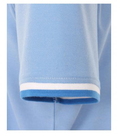 Tricou polo CASA MODA barbati albastru [3]