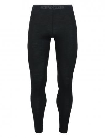 Pantaloni de corp barbati ICEBREAKER 150 Zone negri [0]