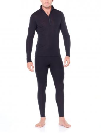 Pantaloni de corp barbati ICEBREAKER 175 Everyday negri [3]