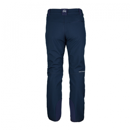 Pantaloni softshell 3L barbati NORTHFINDER JAVON bleumarin [1]