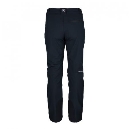Pantaloni softshell 3L barbati  NORTHFINDER JAVON negru [1]