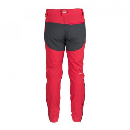 Pantaloni outdoor stretch barbati NORTHFINDER RAUL rosu [1]