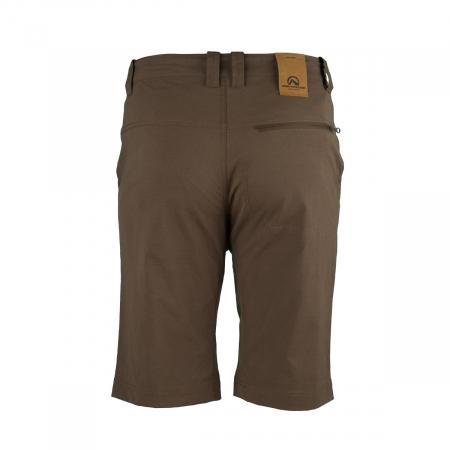 Pantaloni scurti outdoor barbati NORTHFINDER Terinkton maro [1]