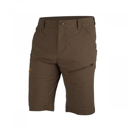 Pantaloni scurti outdoor barbati NORTHFINDER Terinkton maro [0]