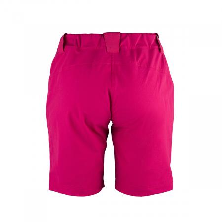 Pantaloni scurti outdoor femei NORTHFINDER VABENA fucsia [1]