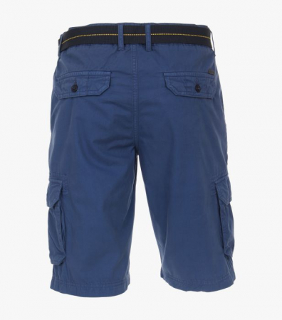 Bermude cargo bumbac barbati CASA MODA albastru [1]
