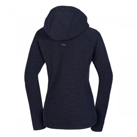 Bluza femei NorthPolar® Fleece 270 travel NORTHFINDER Vonbyda neagra [1]