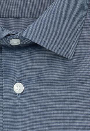 Cămașă business bărbați fil-a-fil Seidensticker Slim Not Iron albastra [3]