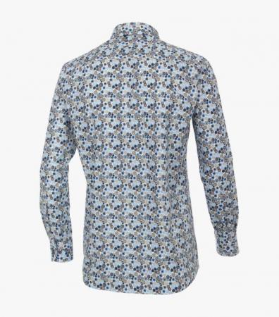 Camasa barbati CASA MODA print albastru ComfortFit 313650100/100 [2]