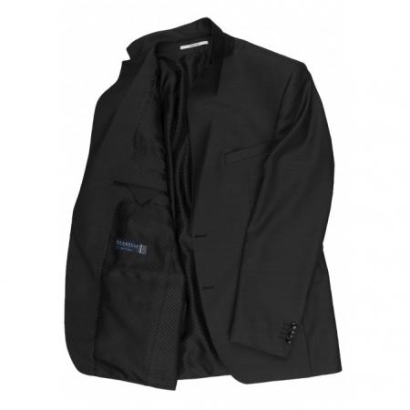 Sacou mix&match CARL GROSS BLACK LINE Steven pentru costum Modern Fit gri [2]