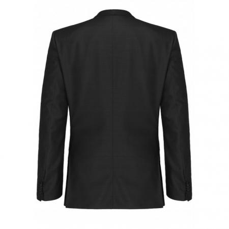 Sacou mix&match CARL GROSS BLACK LINE Steven pentru costum Modern Fit gri [1]