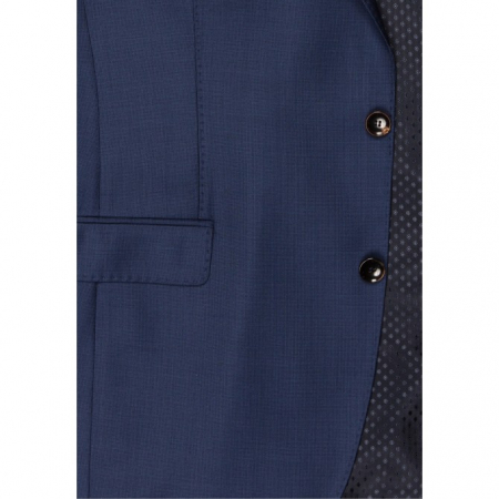 Sacou mix&match CARL GROSS BLACK LINE Frinks pentru costum Sharp Fit albastru [3]