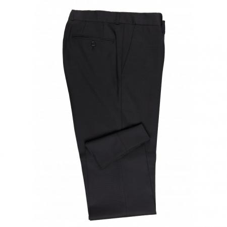 Pantaloni mix&match CARL GROSS Sascha pentru costum Modern Fit negru [2]