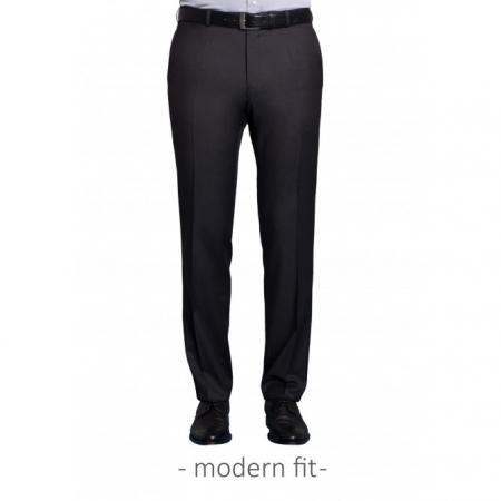 Pantaloni mix&match CARL GROSS Sascha pentru costum Modern Fit negru [0]