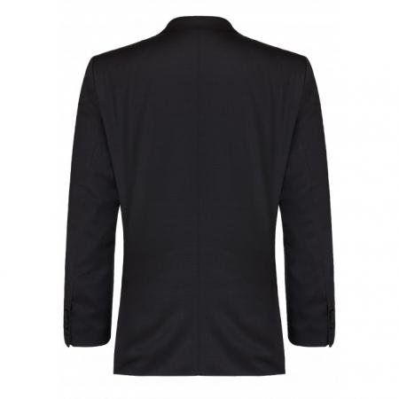 Sacou mix&match CARL GROSS Shane pentru costum Modern Fit negru [1]