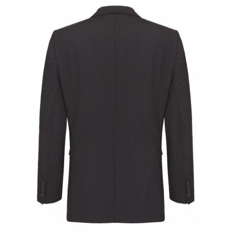 Sacou mix&match CARL GROSS Ted pentru costum Travel Regular Fit negru [1]