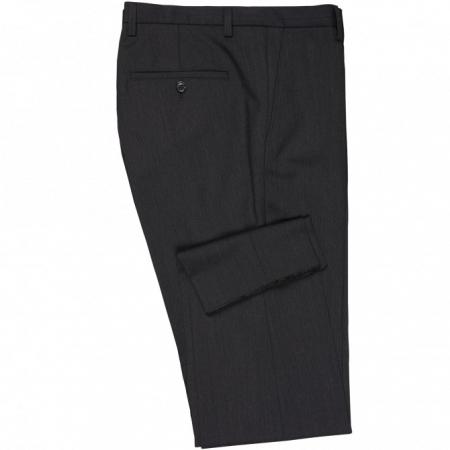 Pantaloni mix&match CLUB of GENTS Cedric pentru costum Slim Fit gri [3]