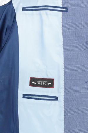Costum elegant barbati LAVARD albastru [5]