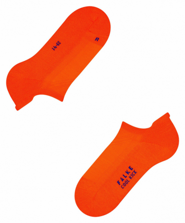 Sosete scurte barbati FALKE Cool Kick portocalii [4]