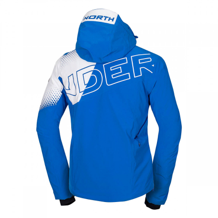 Geaca barbati ski stretch NORTHFINDER Wegritten albastra [1]