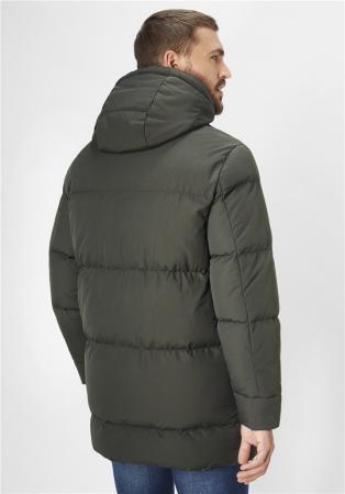 Jacheta lunga barbati S4 Big Chill gri [3]