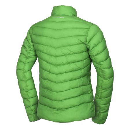 Jacheta barbati puf sintetic 2D travel NORTHFINDER Vensyr verde [1]