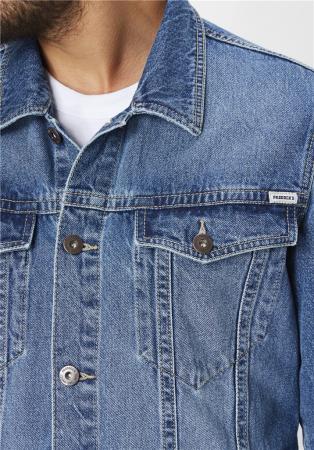 Jacheta blugi barbati Western Jacket PADDOCK'S albastru deschis [5]