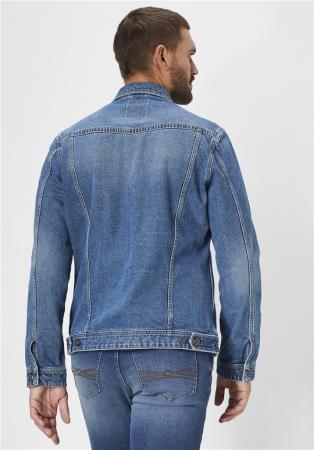 Jacheta blugi barbati Western Jacket PADDOCK'S albastru deschis [1]