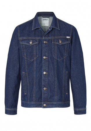 Jacheta blugi barbati Western Jacket PADDOCK'S bleumarin [2]