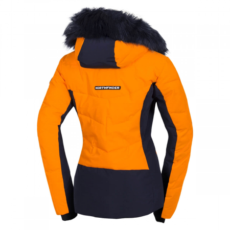 Jacheta femei ski cu blanita 2L NORTHFINDER Northenas [1]