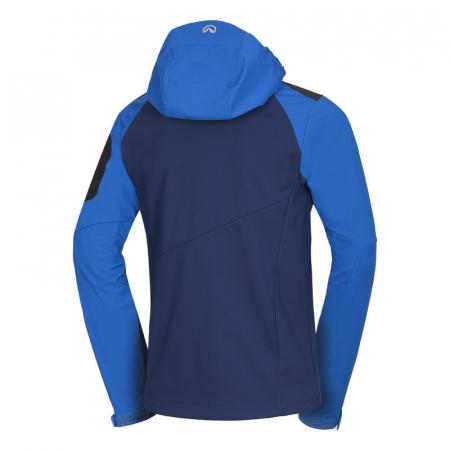 Jacheta softshell 3L barbati NORTHFINDER BARRETT albastru/bleumarin [1]