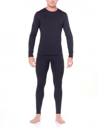 Pantaloni de corp barbati ICEBREAKER 200 Oasis bleumarin [3]