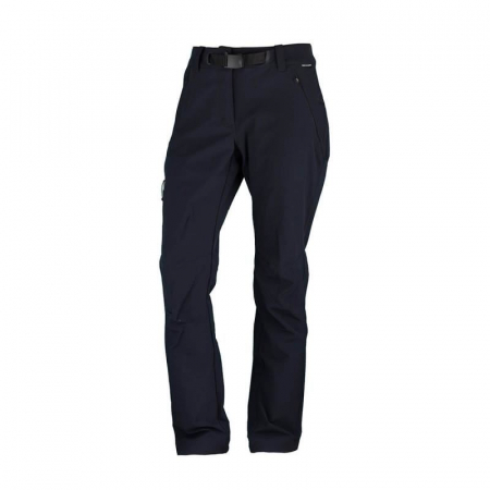 Pantalonii trekking barbati NORTHFINDER PAVALUS negri [0]