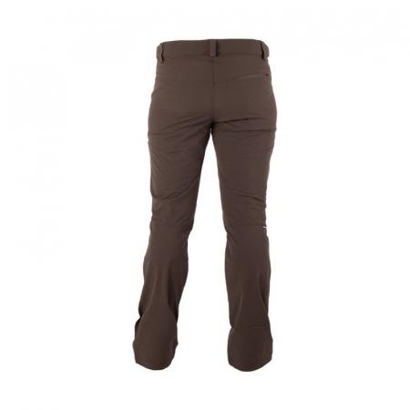 Pantalonii trekking barbati NORTHFINDER PAVALUS maro [1]