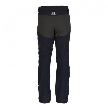 Pantaloni softshell hibrid 3L barbati NORTHFINDER BUSOV negru [1]