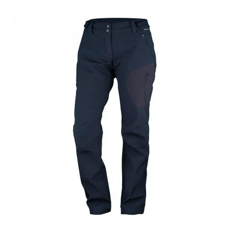 Pantaloni softshell femei NORTHFINDER Kala bleumarin [0]