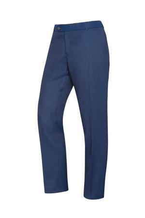 Pantalon elegant LAVARD Travel albastru mix&match (864) [0]