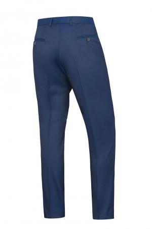 Pantalon elegant LAVARD Travel albastru mix&match (864) [1]