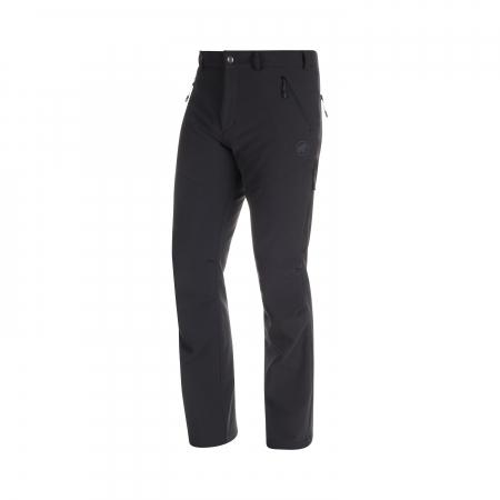 Pantaloni barbati MAMMUT Winter Hiking SO black [5]