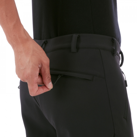 Pantaloni barbati MAMMUT Winter Hiking SO black [3]