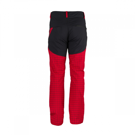 Pantaloni drumetie barbati NORTHFINDER BLINSTER rosii [1]