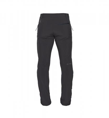 Pantaloni barbati strong-softshell 3L trekking NORTHFINDER Simet gri [0]