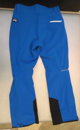 Pantaloni barbati ski stretch NORTHFINDER Todfy albastri [1]