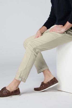 Pantaloni chino bumbac barbati SPOKE SHARP Lightweights bej [5]