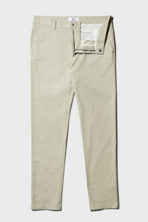Pantaloni chino bumbac barbati SPOKE SHARP Lightweights bej [7]