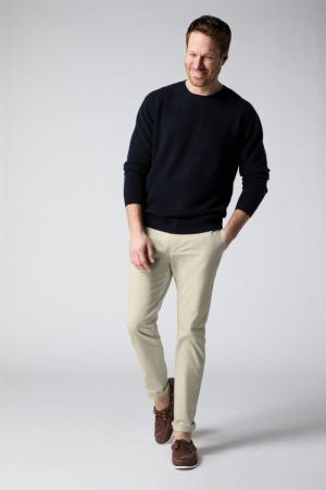 Pantaloni chino bumbac barbati SPOKE SHARP Lightweights bej [1]