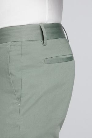 Pantaloni chino bumbac barbati SPOKE SHARP Lightweights vernil [5]