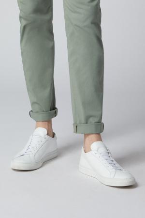 Pantaloni chino bumbac barbati SPOKE SHARP Lightweights vernil [6]